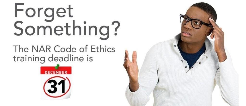 Code of Ethics Banner